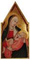 ロレンツェティ「聖母子」