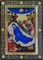 フランドル派無名の画家「キリストの生誕」