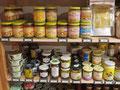 Nussmuse, Saucen, Oliven & mehr