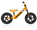"STEEL Mini 10"" RACING ORANGE"