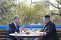 文大統領の融和路線で韓国・北朝鮮の接近 米朝会談の実現