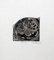 Bipolar 30x25cm Xilografía contrafibra 2013