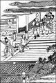 Le prince Ta-Kouay ordonne à ses domestiques de s'emparer de Tchoung-Yu