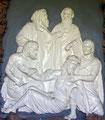 11.Station: Jesus wird an das Kreuz genagelt