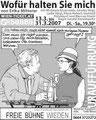 Karikatur, Die Presse