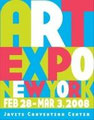 Artexpo New York, 2007, 2008, 2009