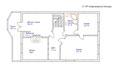 План 2-го этажа, ул. Леваневского дом 5, аренда дома, пос. им. Ларина.