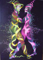 Love 1           acrylic on canvas 36x26 inch,91.0x65.5   cm 2013