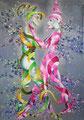 Love 2           acrylic on canvas 36x26 inch,91.0x65.5   cm 2013