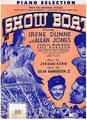 1936 - Show Boat  Piano Selection