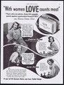 1938 - Lux Soap with Loretta Young