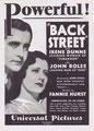 1932 - Back Street