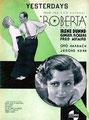 "1935 - Roberta ""Yesterdays"""