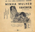 1940 - My Favorite Wife (Portuguese)