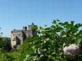 Beynac: le château