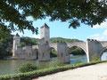 Cahors - le pont Valentré