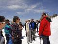 Gipfelstation Hintertuxer Gletscher