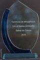 2016 : Prix de l'encouragement remis par notre commune.