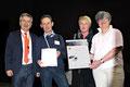 Prix de l'innovation et de la Gastronomie  en 2014 pour nos pâtes de fruits safranées. Une collaboration avec l'Astelle des Pâtes de Fruits.