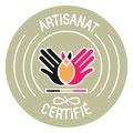 """2017 Reconnaissance officielle """" Artisan certifié"""" pour notre site www.safrandecotchia.com"""