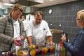 2016 : Invitation par J.P. Darcis et M. Ducobu (une organisation « Relais Desserts Belgique / Hollande ») lors d'un colloque à Saint- Etienne auquel participaient les 100 meilleurs pâtissiers du Monde dont M. Pierre Hermée..