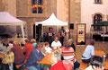 ALFRED und ROMAN am 2. Korneuburger Höfefest