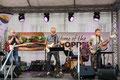 """Bluesband """"Die Donaukarpfen"""" am Korneuburger Stadtfest 2016"""