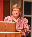 Rückblick - Anette Icken, 2. Vorsitzende