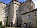 Fourcès, château