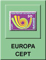 EUROPA / CEPT Marken