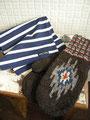 stole / SAINT JAMES / ¥1500 gloves / GAIJIN MADE / ¥1200