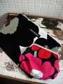 Lady's / marimekko / black...¥1500 / red...¥2800