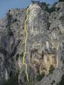 """ungefährer Routenverlauf der Route """"Zukunftsweiser"""""""