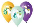 Balon z helem lamy