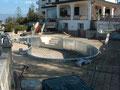 Ammodernamento di una casa vacanze  con  piscina (in corso)