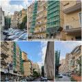 Risanamento conservativo di un immobile in Napoli alla via S. Gennaro ad Antignano