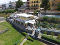 Lavori di restauro e risanamento conservativo di una struttura turistico ricettiva sul porto di Agropoli