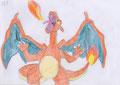 22) Anmutiges Pokemon - Glurak