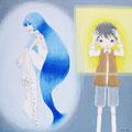 青い火とジョバンニ