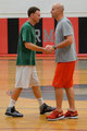 Coach McAteer welcomes Coach Anthony Melesurgo of Bound Brook HS