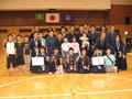 平成21年度 第34回世田谷区剣道連盟優勝大会にて