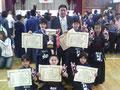 平成21年度 新小岩剣友会第34回剣道大会にて