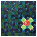 o.T., 50 x 50 cm, Öl auf Baumwolle, 2013