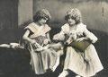 Barzoï  16 (repro carte postale ancienne, Coll. Manializa)