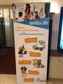 Messe-Roll-Up für Onilo, Hamburg