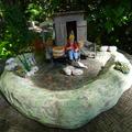 L'étang de pêche (1 santon) - 95€
