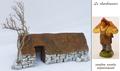 Cabane des charbonniers - 50€