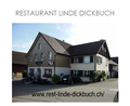 Restaurant Linde, Dickbuch