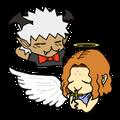 天使と悪魔のささやき