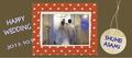テンプレート【wedding2】